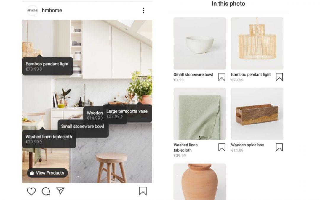 Hva er Instagram Shopping?
